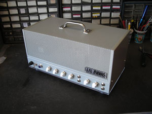 Lil Dawg Brown Amps